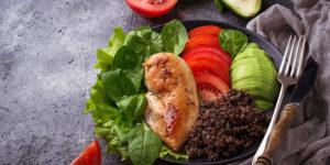 pollo-con-quinoa